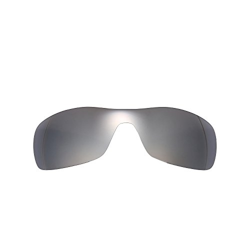 62f7e80fc30 Polarized Replacement Lenses for Oakley Antix Sunglasses (Titanium)  NicelyFit
