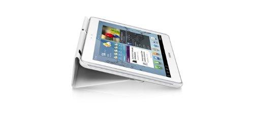 SAMSUNG Book - Funda Galaxy Tab II, Rosa 12