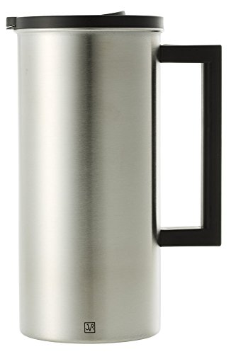 jvr-stainless-steel-water-pot-57oz-black