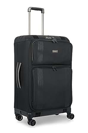 Antler 3906124023 Titus 4W Medium Roller Case Suitcases (Softside), Black, 68 cm