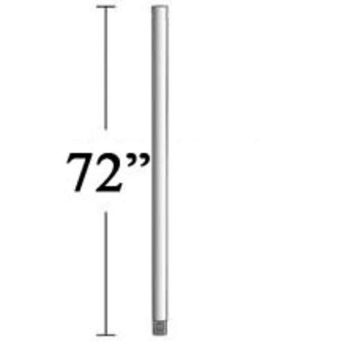 MinkaAire DR572-CL 72'' Down Rod for MinkaAire Ceiling Fans