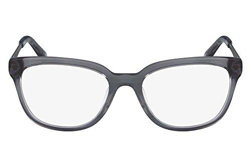 Óculos De Grau Nine West Nw8006 057/50 Cinza Transparente