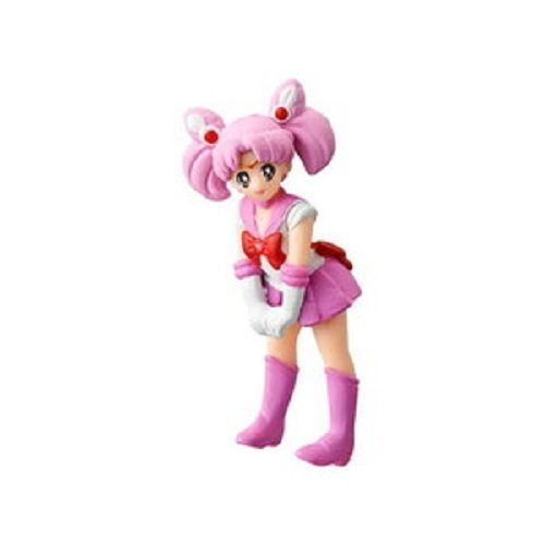 Chibi Pvc Keychain (Sailor Moon Desk Top Pvc Figure Part-2~20th Anniversary~Sailor Chibi Usa 55mm by Bandai)