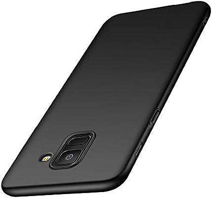 AOBOK para Samsung Galaxy J6 2018 Funda, Fina de Dura Mate Funda ...