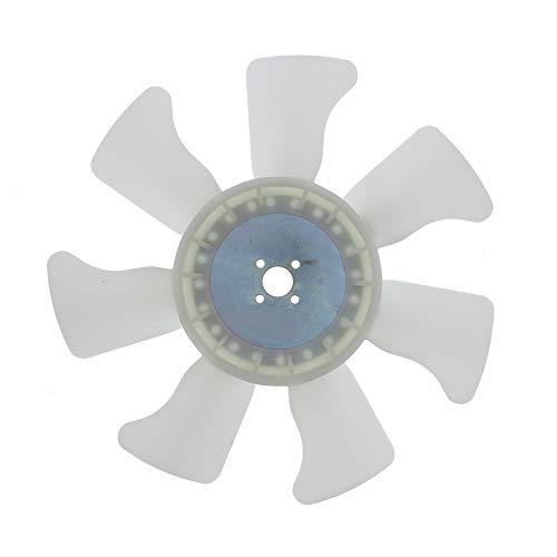 DB Electrical Radiator Fan For Kubota L3800DT L3800F L3800H L3901DT L3901F L3901H L4300DT L4300F 34030-16210