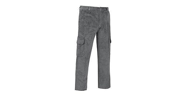 Pantalon pana multibolsillos l5000 Vesin Pana-Gr-40