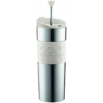 Amazon Com Bodum Insulated Stainless Steel Travel French