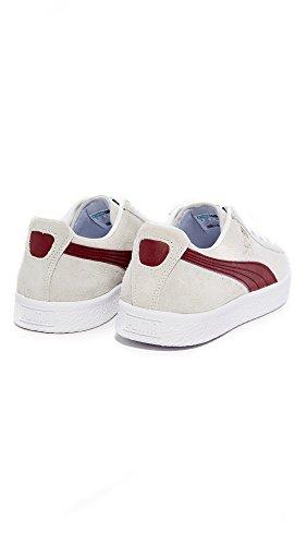 Seleziona Sneakers Clyde Premium Core da uomo, Puma White, 7 D (M) US