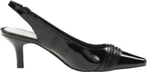 Pompa Da Briscola Easy Street Womens Black Patent / Black