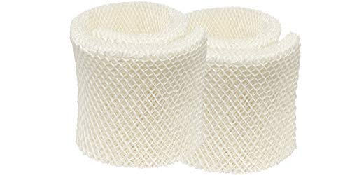 AQUA GREEN Compatible with Kenmore 14906 & Emerson MAF1 Humidifier Replacement Wick Filter - 2-Pack