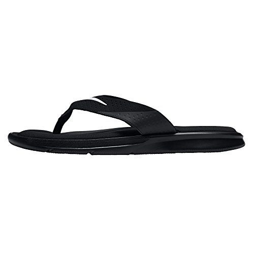 Nike Mens Ultra Comfort Perizoma Nero / Bianco