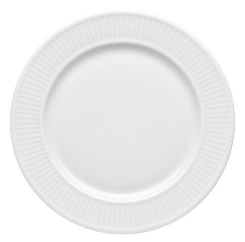 Pillivuyt Plisse 8-1/2-Inch Plate -  214222BL