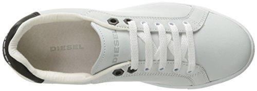 DIESEL Damen Sneaker weiß 40