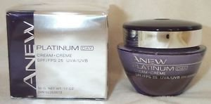 Avon Anew Platinum DAY Cream SPF 25 1.7 ()