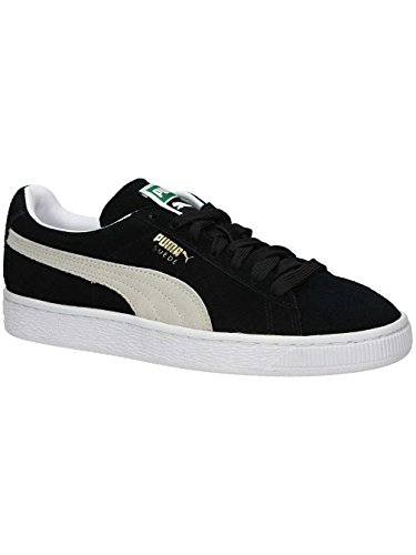 Puma – white Suede Adulto Sneaker Unisex Black Classic 6Arq6