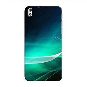 Cover It Up - Blue wave Desire 816 Hard case