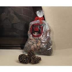 (Chimney 47148 Magical Color Pine Cones 2.5 lb. Bag Burn Blue and Green)