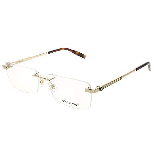 Eyeglasses Montblanc MB 0030 O- 005 GOLD