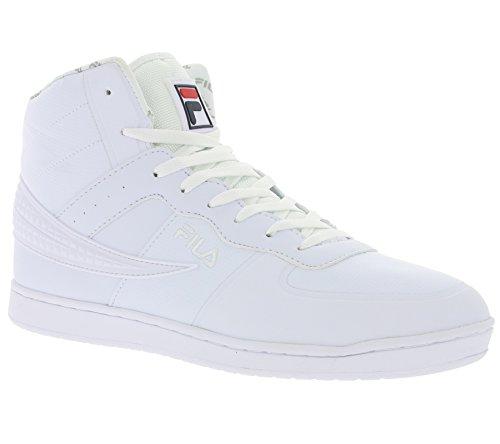 Fila Falcon 2 Mid - Zapatillas Hombre Weiß (Bright White)