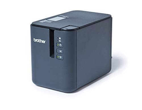Brother Mobile PTP950NW PT-P950NW Powered Wireless Network Laminated Label Printer by Brother (Image #1)