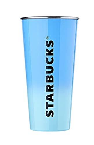 해외 한정 스타벅스 블루 레터 스테인레스 텀블러 스타벅스 Starbucks Blue Letter Togo Tumbler 473ml