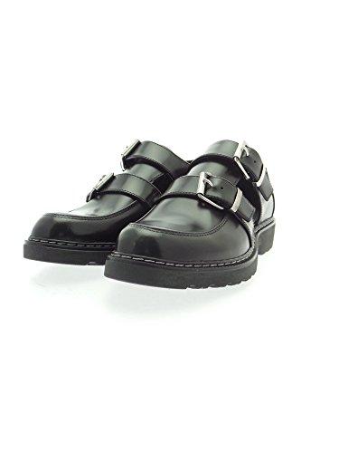 mujer para de negro cordones Cult Zapatos cqtvII
