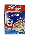 Kellogg's Frosties Real Grain Breakfast Cereal Wheat Cracker 30g.(pack of 6)