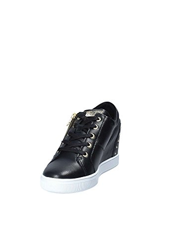 Footwear Noir Guess Active Baskets Femme Lady 7AxHxw4