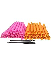 Hair Tools & Accessories Curly Hair Tool Magic Leverag Circle DIY Hair Styling Roller Not Hurting Hair Manual Curler Circle Hair Styling Rollers Curlers 40 Pcs