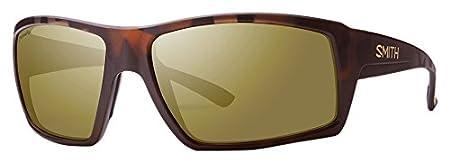 Smith Herren Sonnenbrille Challis De SST, Braun (Matte Tortoise/Brown Grey Speckled LZ), 61