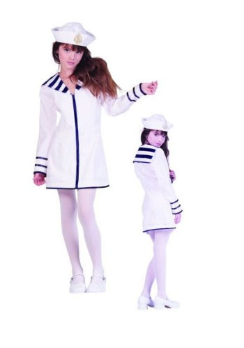 RG Costumes Sailor Girl Costume, Preteen/12-14