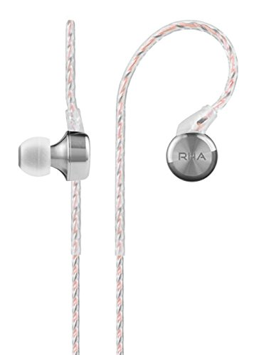 RHA CL750: Precision HiFi Noise Isolating In-Ear Headphones for Amps & DACs by RHA