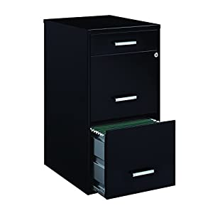 Space Solutions 3 Drawer Organizer File Cabinet (21617)
