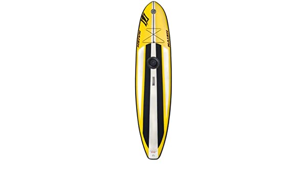 Naish Sup Nalu Air Crossover Inflatable Sup/Windsurf Board 110 + Paddle, Pump, Bag & Leash: Amazon.es: Deportes y aire libre