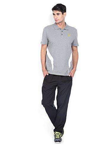 Puma Herren Scuderia Ferrari Polo-Shirt, Grey
