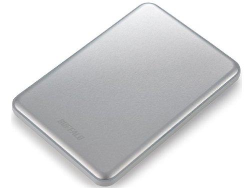 Buffalo MiniStation Slim 500GB USB 3.0 Portable Hard Drive - HD-PUS500U3S ()