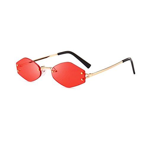 C Hunpta Sol de Gato de Diseño Gafas C Mujer integradas Ojo de para wqOF46