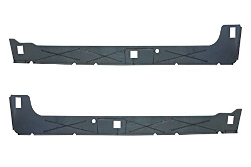 Motor City Sheet Metal - Works With 1999-2007 Chevy Silverado Extended Cab Inner Rocker Panel Pair ()