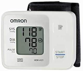 Omron Blood Pressure Monitor (Wrist Type) HEM-6121