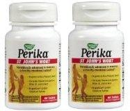 Way Perika de la nature (millepertuis), 60 comprimés (Pack de 2)