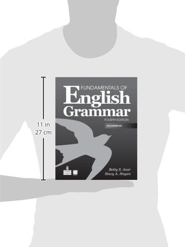 Value Pack: Fundamentals of English Grammar Student Book w/Audio and Answer Key and Workbook (4th Edition) by Pearson Education ESL