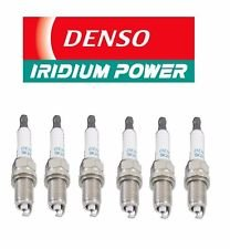 Denso # 5303 IRIDIUM Power Spark Plugs -- IK16 ---- 6 PCS ()