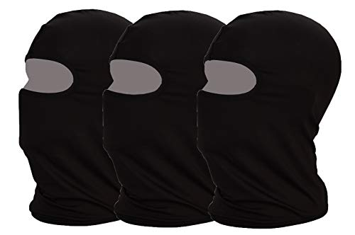 Balaclava UV Protection Face Masks for Cycling Outdoor Sports Full Face Mask Breathable 3pack Good Gift Great Present