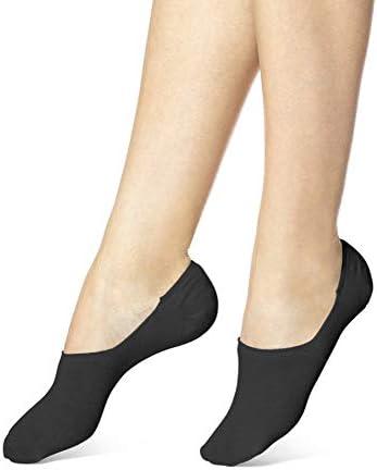 Hue Women's Sneaker Liner - 2 Pack|,| Dark Rose|,| One-Size