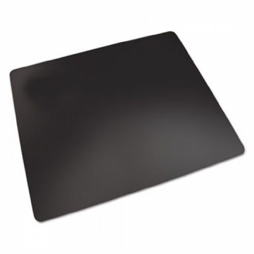 Rhinolin II Desk Pad with Microban, 36 x 24, Black - Artistic Rhinolin Desk Pad