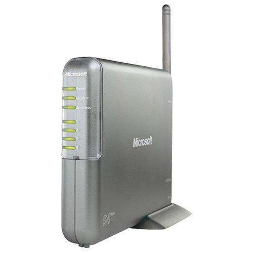 Microsoft MN 700 Wireless 802 11g Station