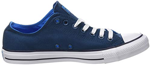 486 Converse blue Altas Fir Azul Hero All Adulto blue Star Chuck inked Taylor Unisex Zapatillas 6Ur6B