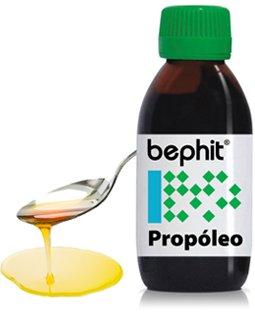 PROPÓLEO + EQUINÁCEA + ACEROLA BEPHIT - Jarabe 125 ml