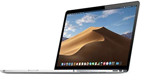 Apple MacBook Pro 15in Core i7 2 5GHz Retina (MGXC2LL/A), 16GB Memory,  512GB Solid State Drive (Renewed)