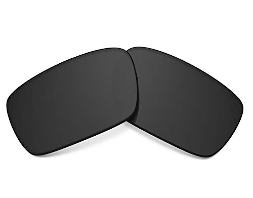 Replacement Lenses Compatible with OAKLEY Crankcase Polarized Advanced Black ()